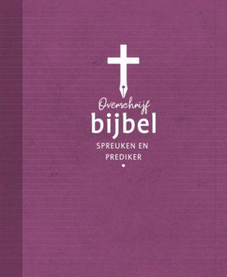 9789061732181-Overschrijfbijbel-Spreuken-en-Prediker